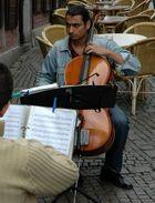 Der stolze Cellist