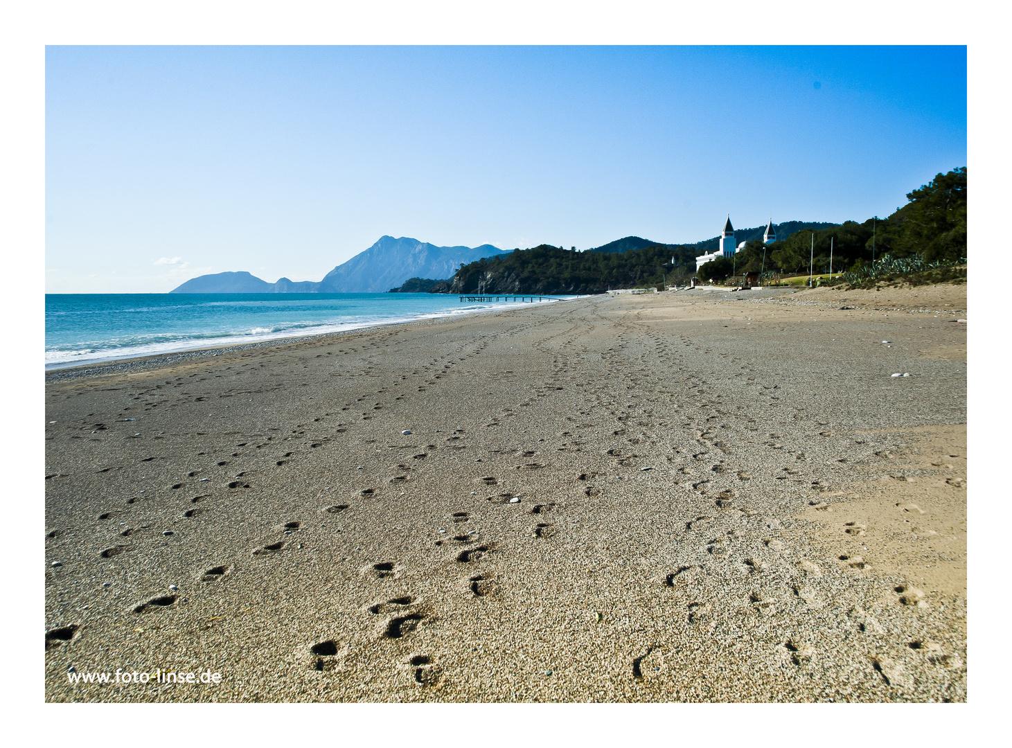 Der Strand - Amara Dolce Vita
