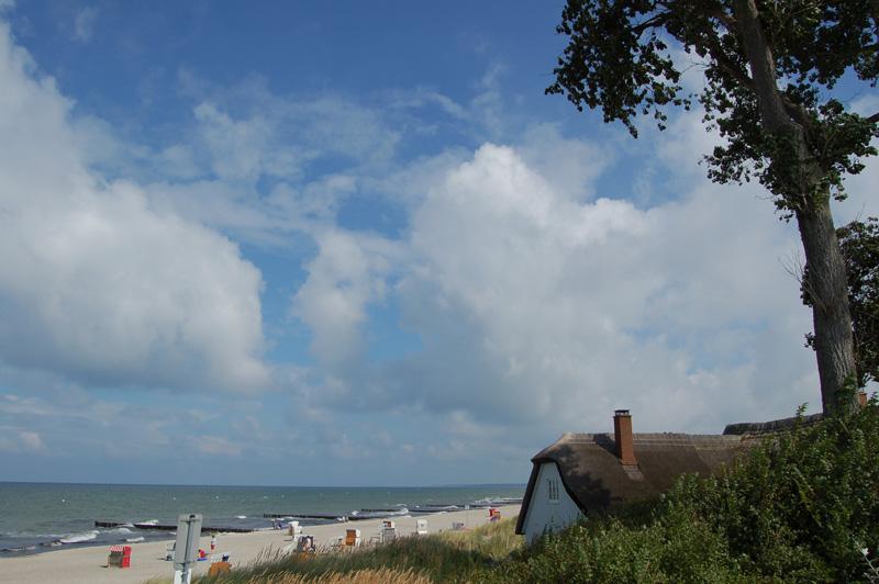 Der Strand bei Prerow