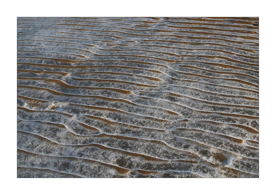 der strand friert (2)