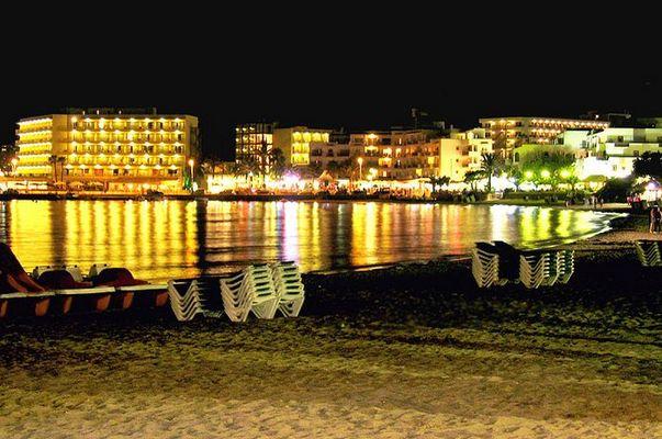 Der Strand von Es Canar