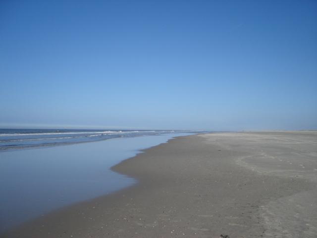 Der Strand von Norderney......