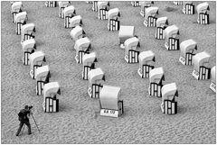 Der Strandkorbfotograf...