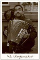 Der Straßenmusikant