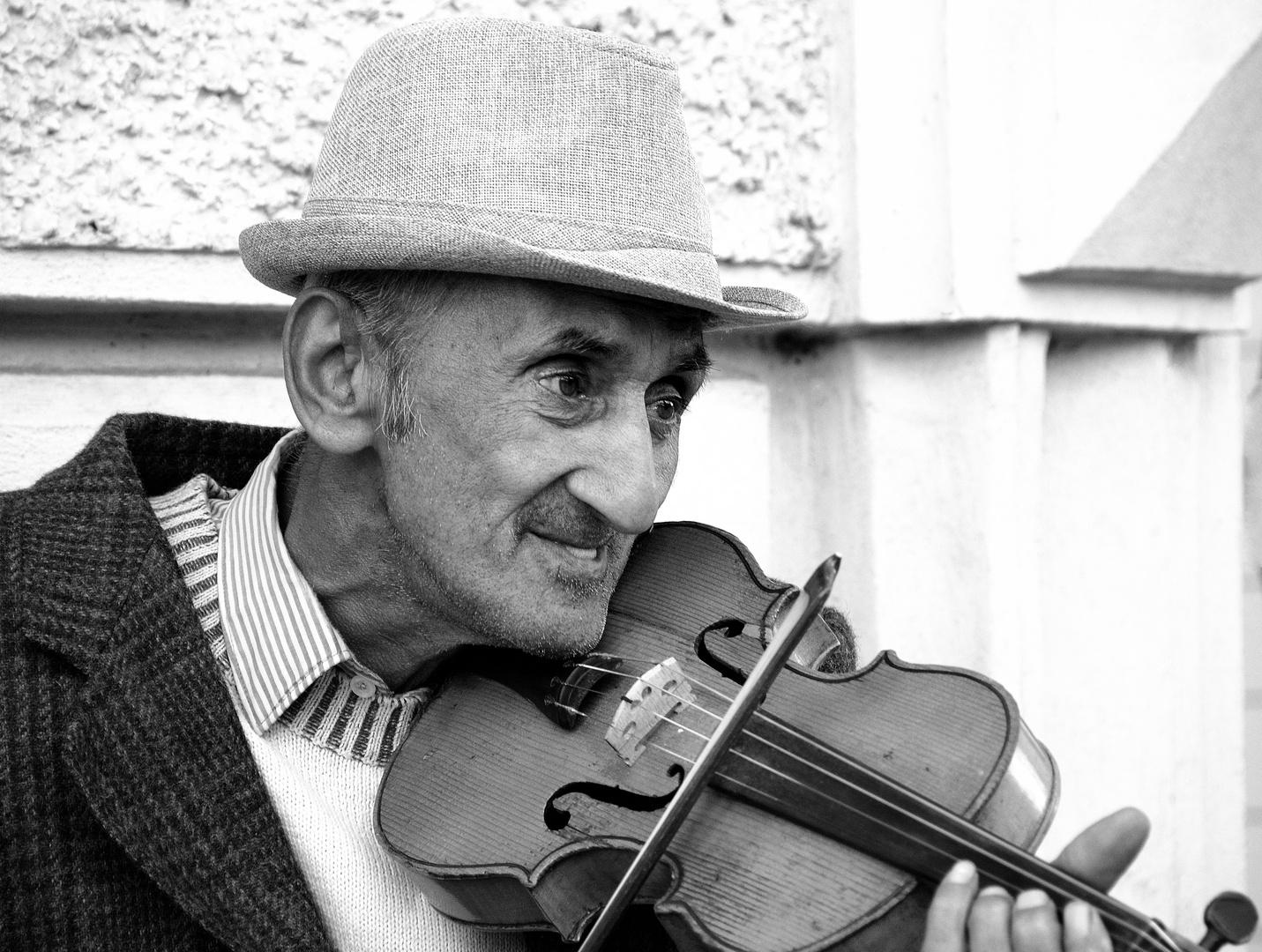 Der Strassenmusikant