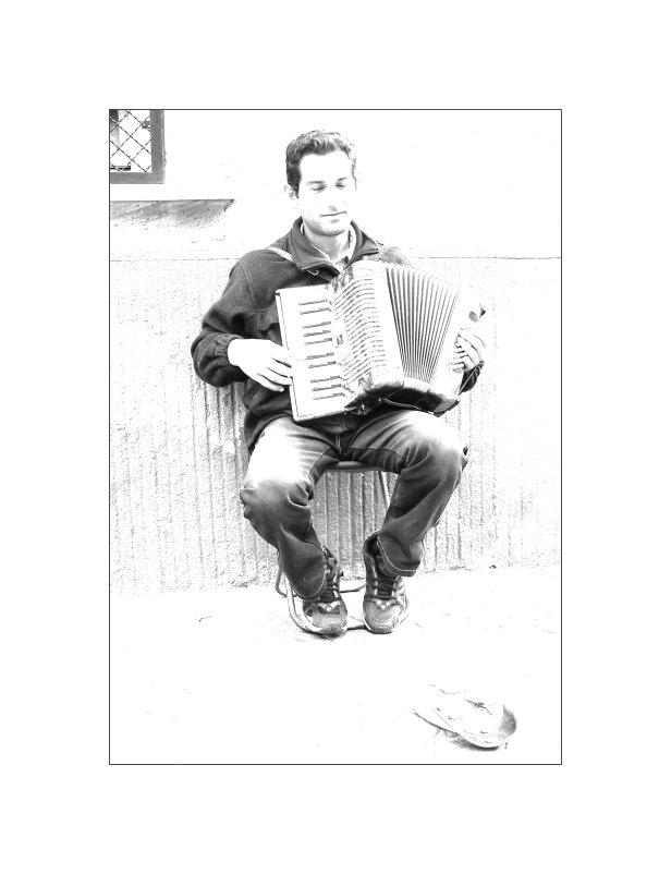 der strassenmusiker