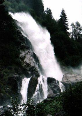 Der Stuibenfall - Steiermarks größter Wasserfall