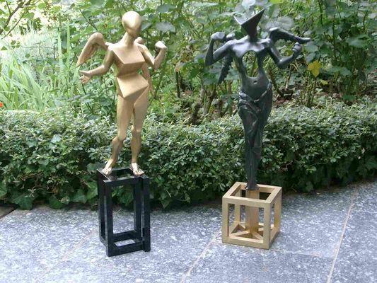 Der Surrealistische und Kubistische Engel
