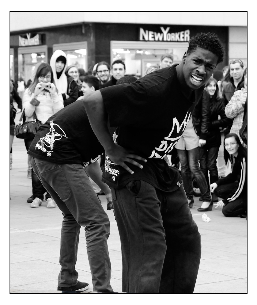 Der Tänzer....
