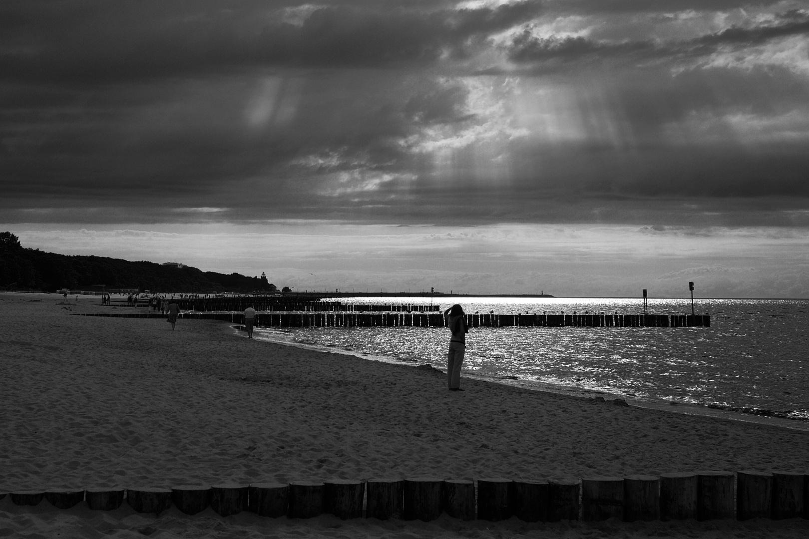 der Tag am Meer