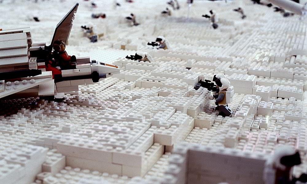 Der Tag, an dem Lego die Unschuld verlor: 21.Mai 2005