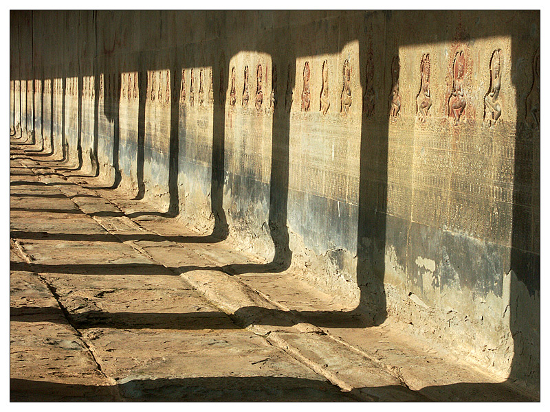 Der Tanz der Apsaras - Siem Reap, Kambodscha
