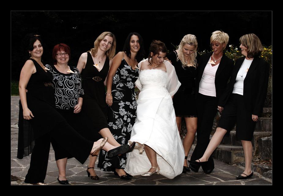 Der Tanz der Brautjungfern