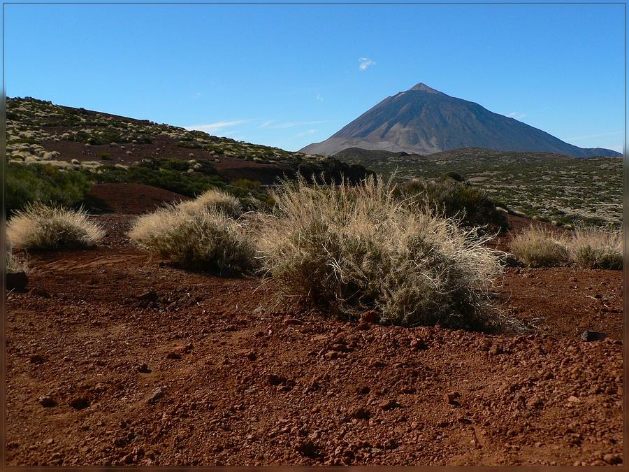 Der Teide - Vulkan und höchster Berg Spaniens
