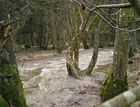 Der teilende Fluss, die Our
