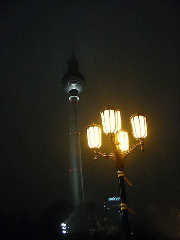 """der """"Telespargel"""" in Berlin"""