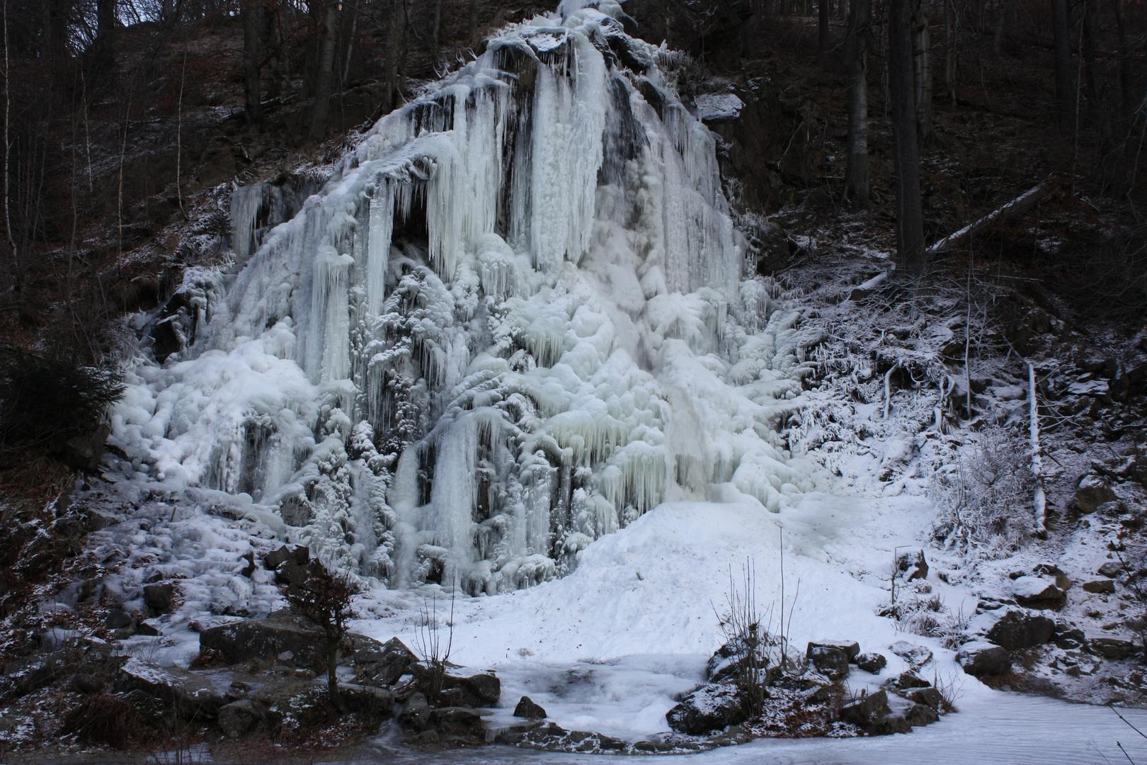 Der Tempel der Ice Queen