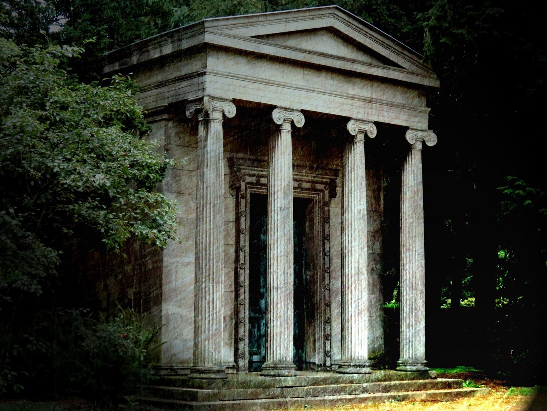 Der Tempel der Ruhe