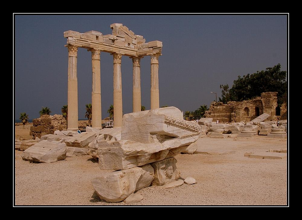 der tempel des apollon