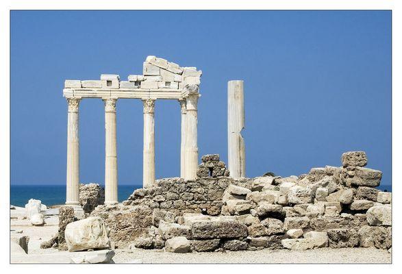 der Tempel des Apollon I
