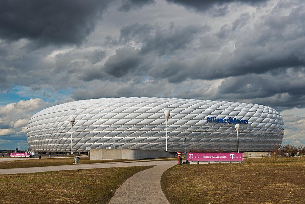 der Tempel des FC Bayern