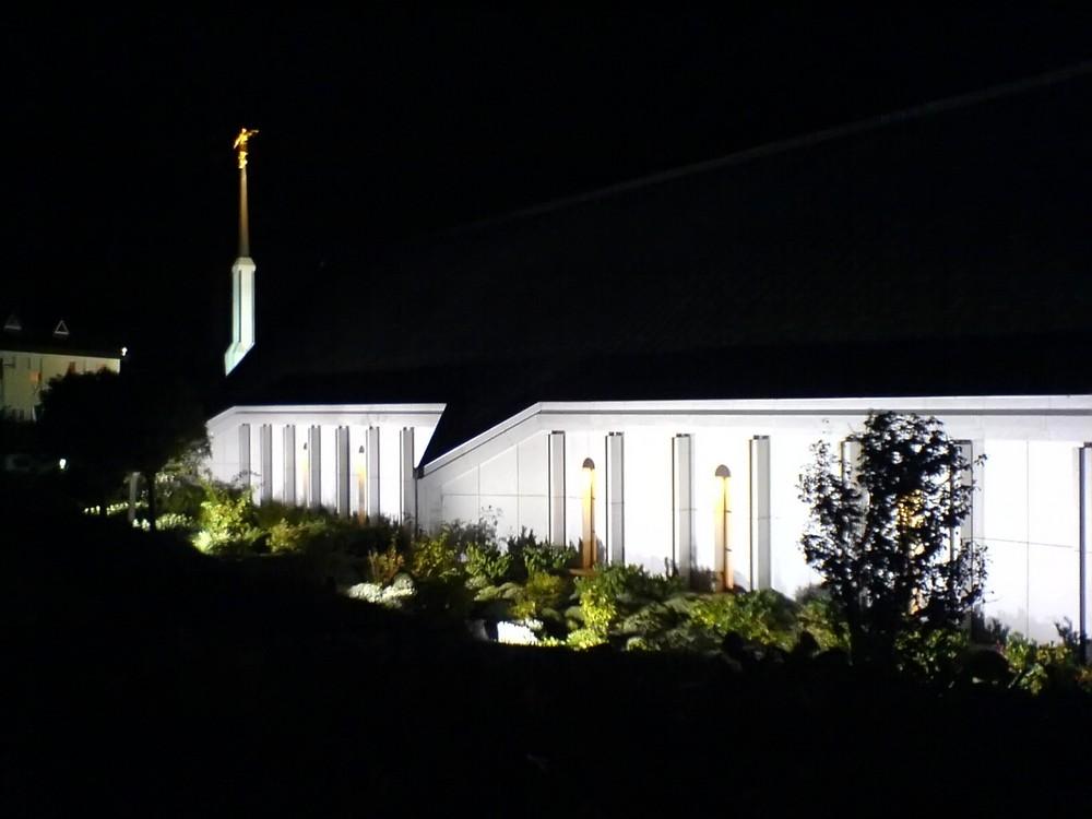 Der Tempel in Friedrichsdorf