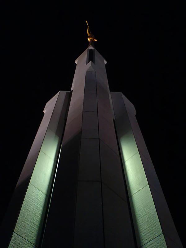 Der Tempelturm