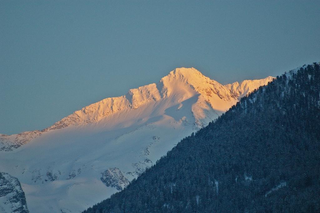 .....der Tischlerkarkopf 3002 m in den Hohen Tauern....