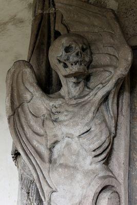 Der Tod in Darstellung kann schön sein