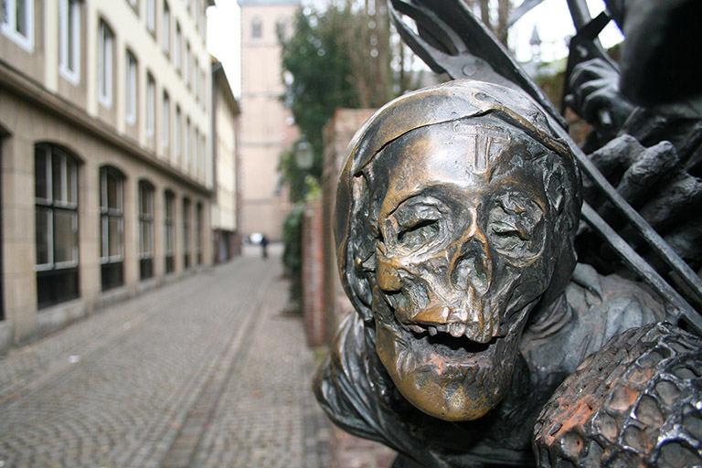 Der Tod in Düsseldorf