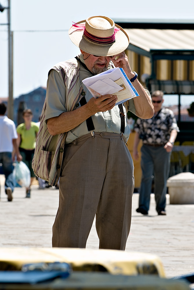 Der Tourist #6