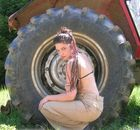 Der Traktor  !
