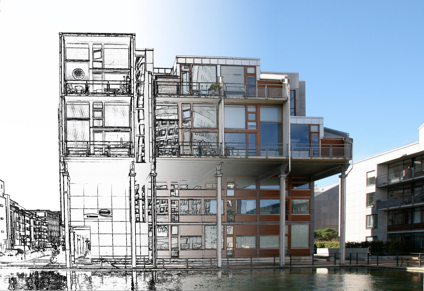 Der Traum des Architekten