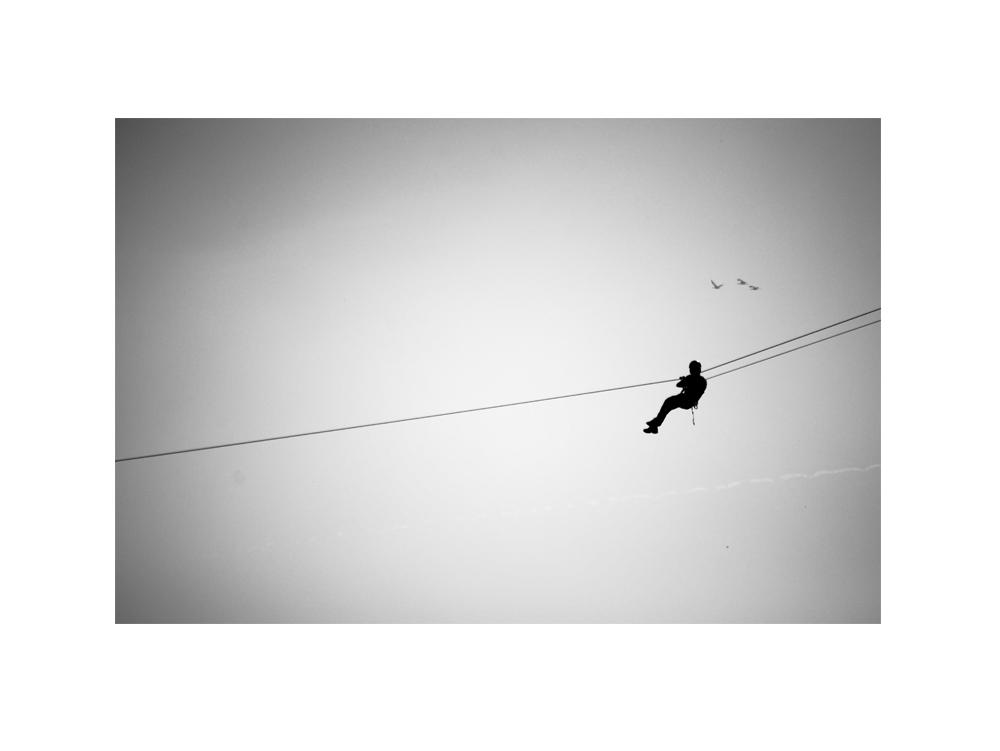 Der Traum vom Fliegen