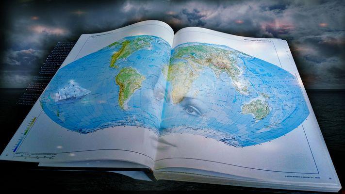 Der Traum von der Weltreise...