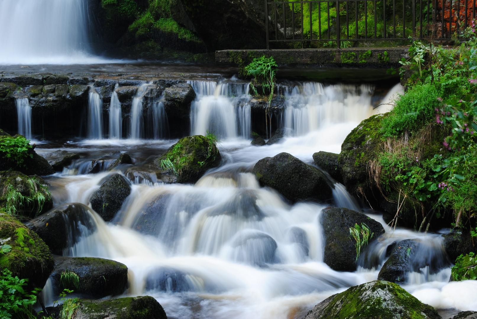 Der Triberger Wasserfall