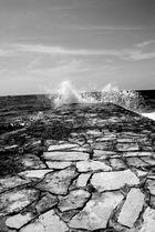 der Trockene Weg zum Wasser