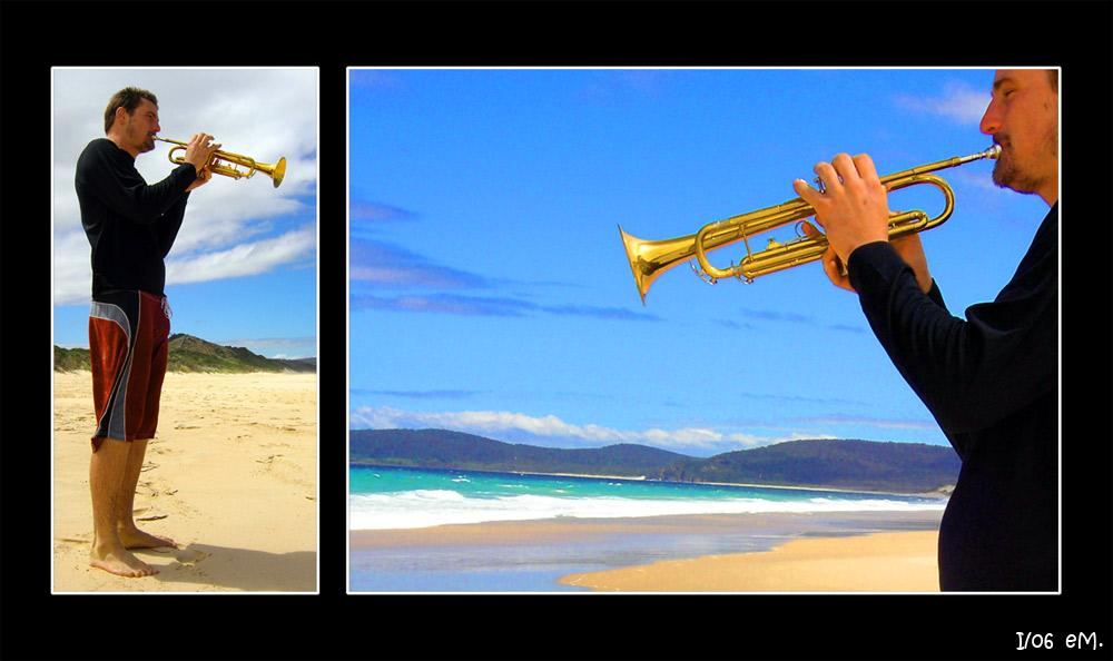 der Trompetenspieler