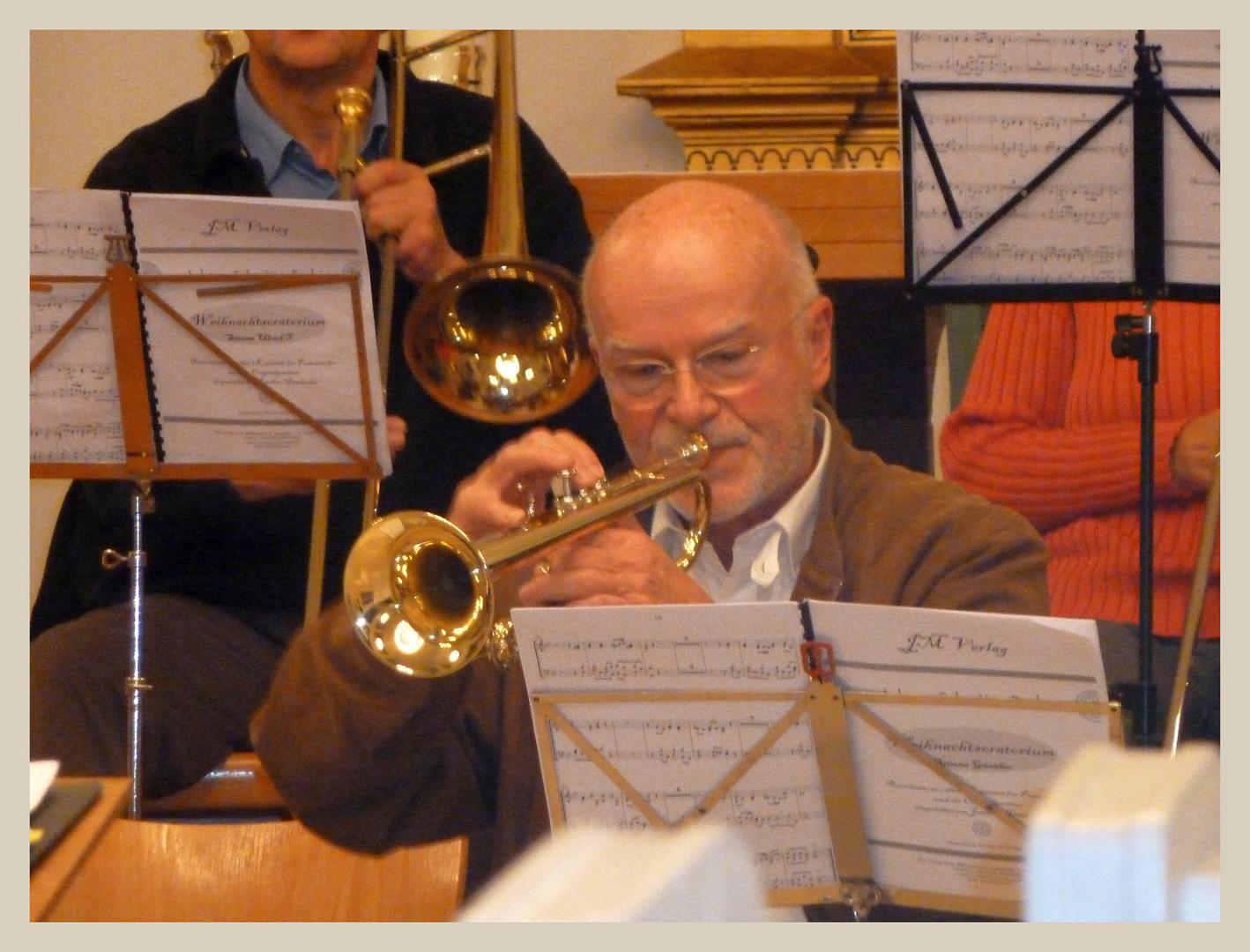 Der Trompeter ...