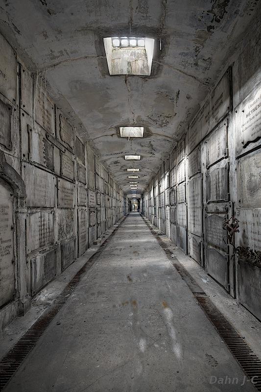Der Tunnel der Vergessenen