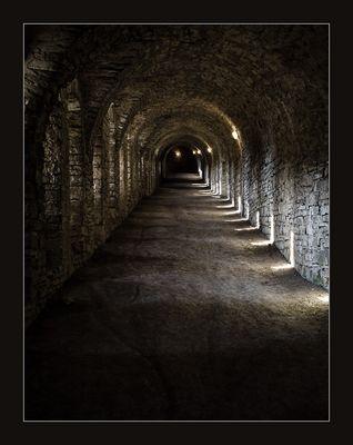der tunnel ins nichts