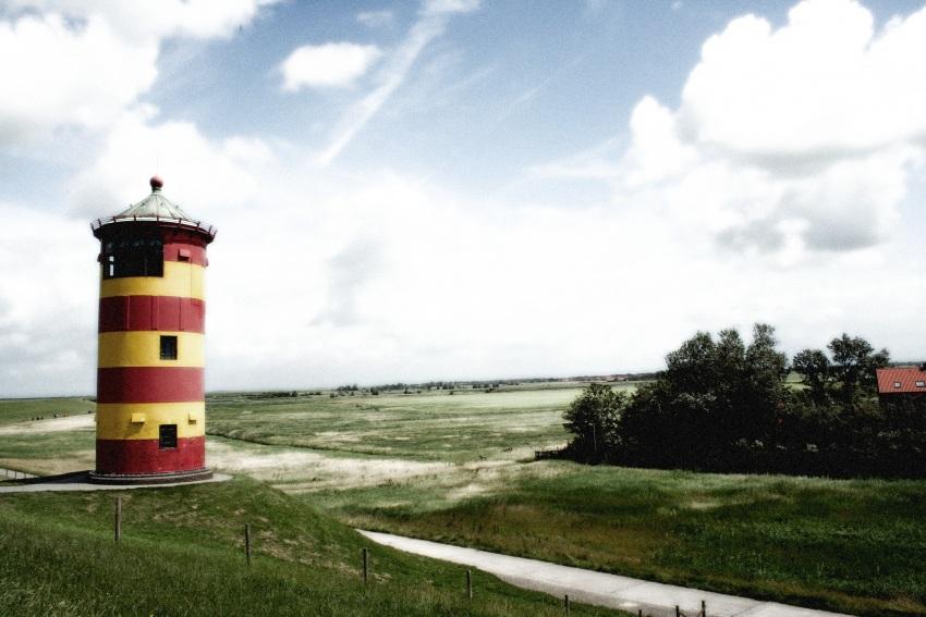 Der Turm, in dem Otto wohnte