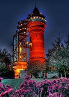 der Turm( malerisch)