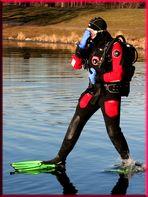 Der über Wasser laufen kann ? :-))