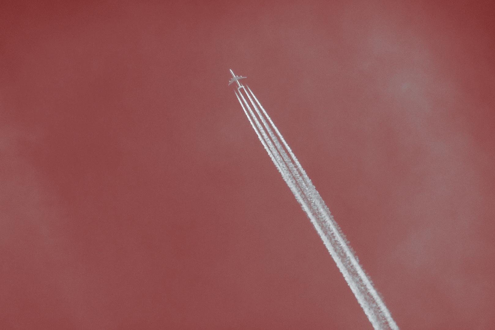 ... der Überflieger