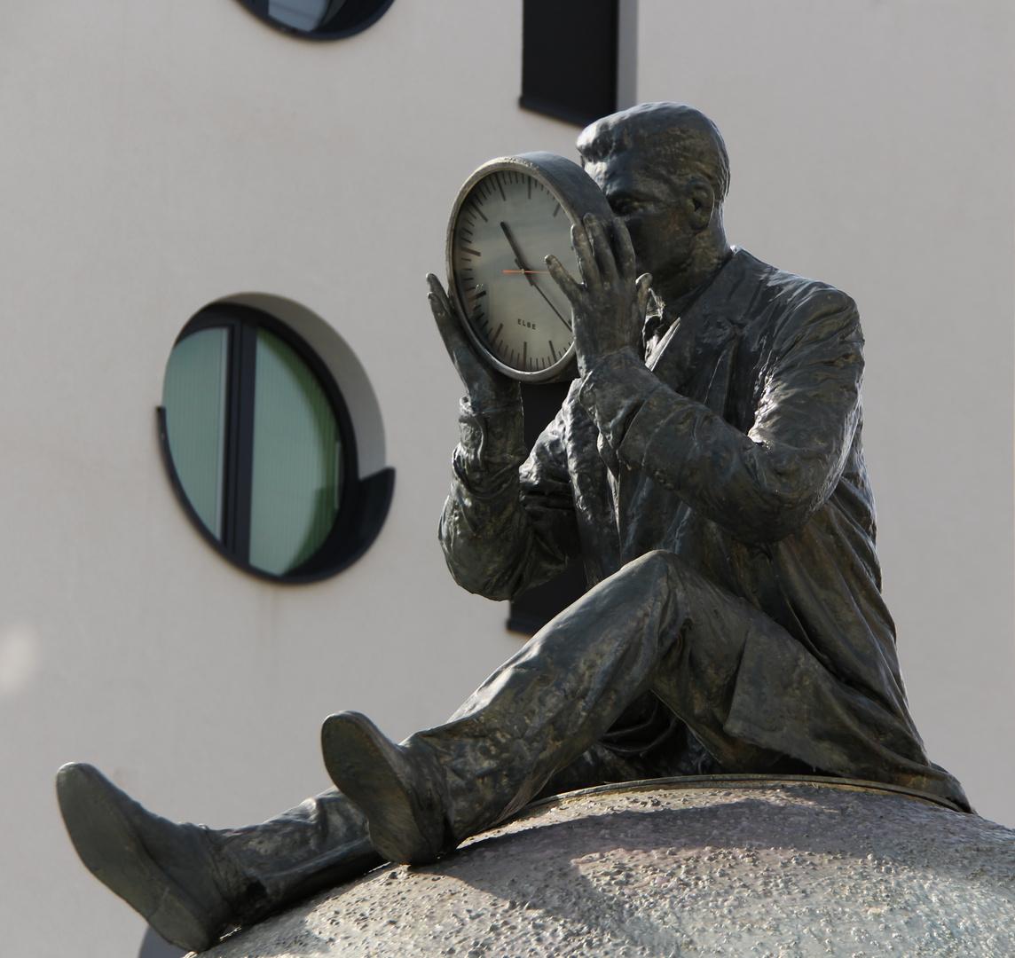 Der Uhrenmann