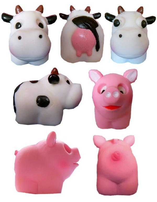 """der ultimative COW and PIG BASTELBOGEN"""