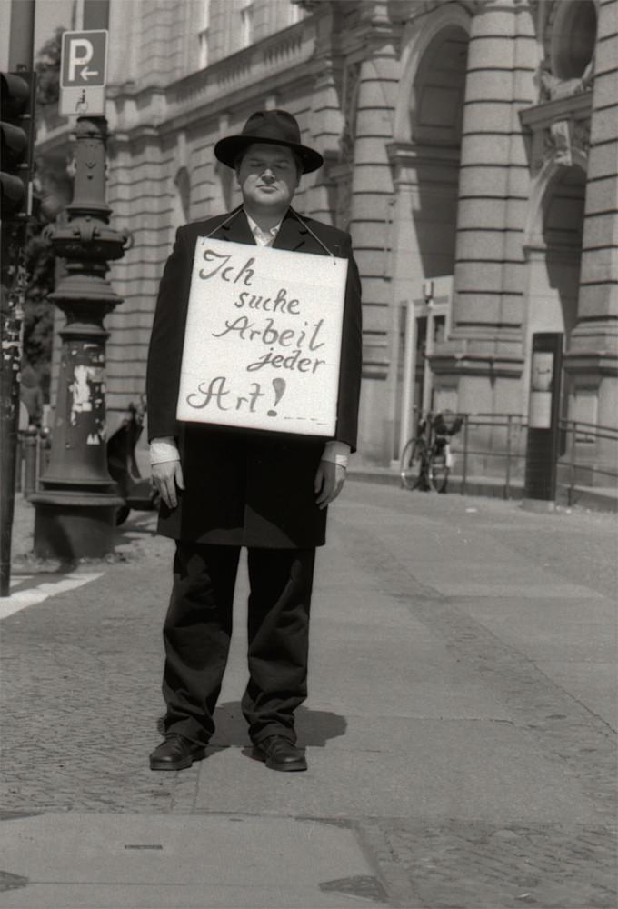 Der Unbekannte Arbeitslose 2008