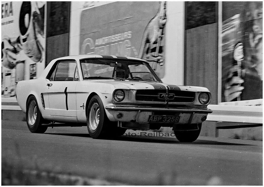Der Ur-Mustang