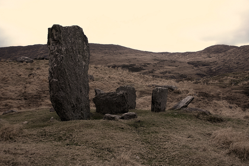 Der Uragh-Stone-Circle...